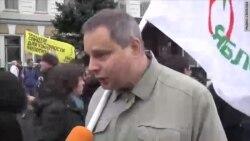 Сергей Менжерицкий – шествие оппозиции в Москве