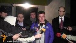 Активіста Автомайдану на три місяці позбавили водійських прав