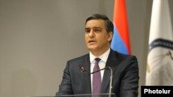ՀՀ Մարդու իրավունքների պաշտպան Արման Թաթոյան