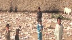 بلوچستان: ۲۵ لکه ماشومانو ته د ګوزڼ ضد څاڅي ورکول کېږي