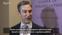 Vilson: Bez promene u politici SAD prema Balkanu