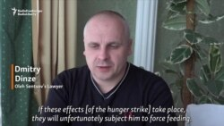 Russian Doctors Will 'Force-Feed' Sentsov, Lawyer Says