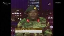 Armata din Zimbabwe neagă că a dat o lovitură de stat