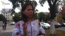Сестра Надежды Савченко о суде над Сенцовым и Кольченко (видео)
