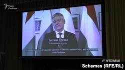 В Україну був заборонений в'їзд уповноваженому угорського уряду по Закарпаттю – через агітацію на місцевих виборах 2020 року за конкретну політсилу, «КМКС»