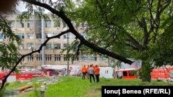 Spitalul de Copii Sfânta Maria din Iași este cel mai mare spital de pediatrie din Moldova.