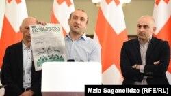 Лидеры «Гирчи» в парламенте