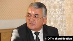 Эмомалӣ Насриддинзода