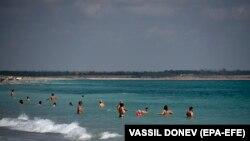 Плажа во Бугарија