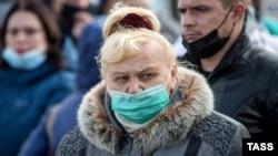 Ukraine has registered over 500,000 cases of coronavirus.