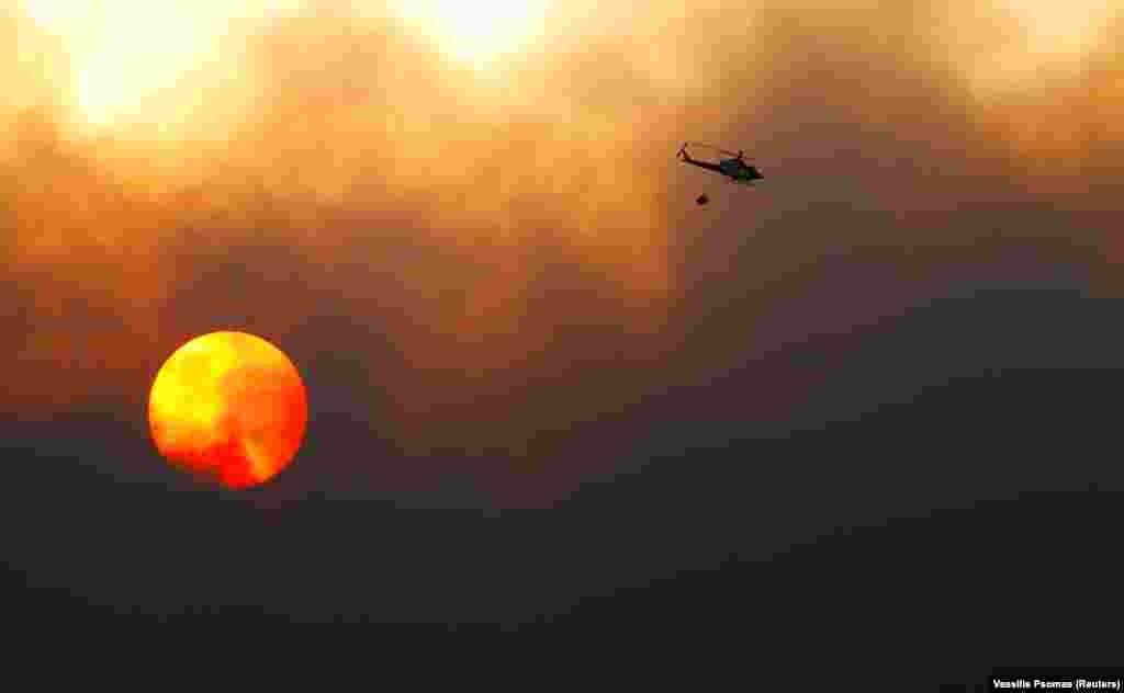 Csütörtökön tűz ütött ki a Kanári-szigeteken, Tenerife déli részén is. A tűzoltók helikopterekkel is a helyszínre siettek, és megkezdték az oltást, de itt is nagy a szárazság, és erős szél tombol. A tűz a legutóbbi hírek szerint 1 kilométer kiterjedésű, és megfékezhetetlenül tart egy fenyőerdő felé.