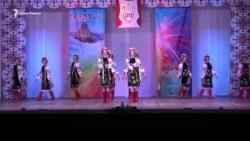 На фестивалі танцю в Севастополі виконали «Український хоровод» (відео)