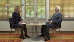 Арнольд Рюйтель: Неможливо нормально спілкуватися з країною, яка витирає ноги об міжнародні договори