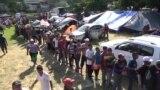 Зачем мигранты из Гондураса пешком идут в США