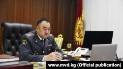 ИИМ башчысы Улан Ниязбеков онлайн жыйын өткөрдү.