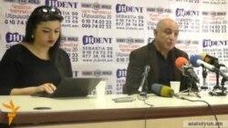 Հայաստանում չեն կիսում գնահատականը, թե մամուլի ազատության ոլորտում երկիրը բարելավել է դիրքերը