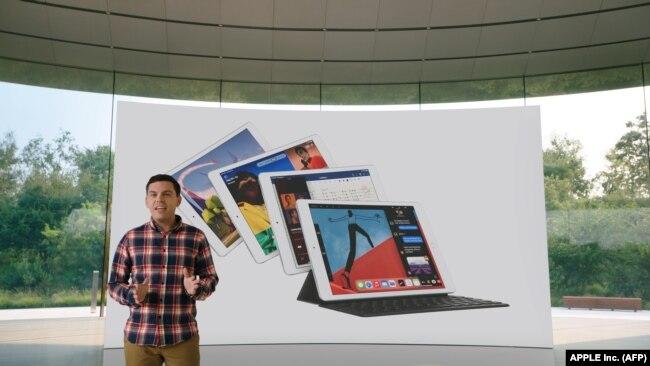 اپل ادعا کرده است که تبلت جدیدش با پردازنده A14 سه برابر سریعتر از سریعترین تبلت اندرویدی است.