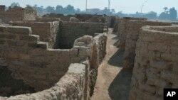 دولت مصر نام این شهر را «شهر طلایی گمشده» گذاشته است