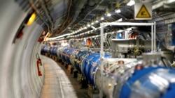 'Raditi u CERN-u kao igrati za najbolji klub na svijetu'