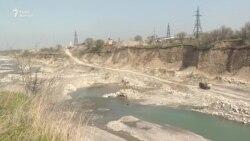 «Генералы песчаных карьеров» и угрозы реке Талгар