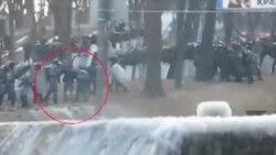 У мережі з'явилось відео з побиттям журналістів Радіо Свобода
