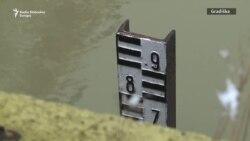 Poplave u Gradiški zbog izlijevanja Save