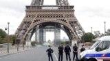 Paris în stare de urgență sanitară.