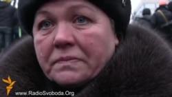 Женщины Евромайдана