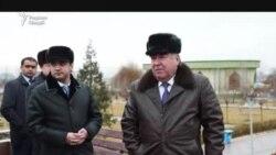 Рустами Эмомалӣ барои курсии Шӯрои шаҳри Душанбе сабқат мекунад.