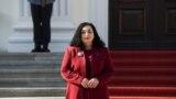 Presidentja e Kosovës, Vjosa Osmani.