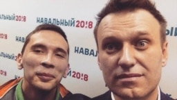 Aydar Ismagilov, political refugee