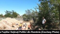 Moldova, Săpături la Periprava, septembrie 2020
