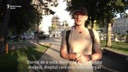 Ovidiu Cemîrtan - pentru prima dată la vot