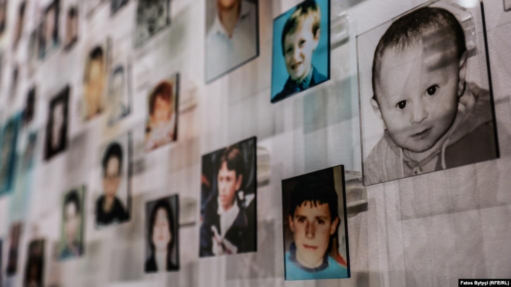Fotografije ubijene dece