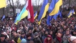 Саакашвілі вимагає позачергових виборів в парламент (відео)