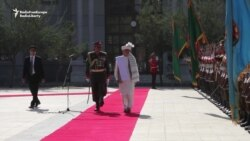 Ghani Calls For Peace Amid Eid Al-Adha Celebrations