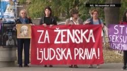 Podrška za Mariju Lukić u Nišu