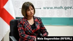 Екатерина Тикарадзе