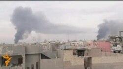 Ироқ армияси Рамадида ИДга қарши кураш олиб бормоқда