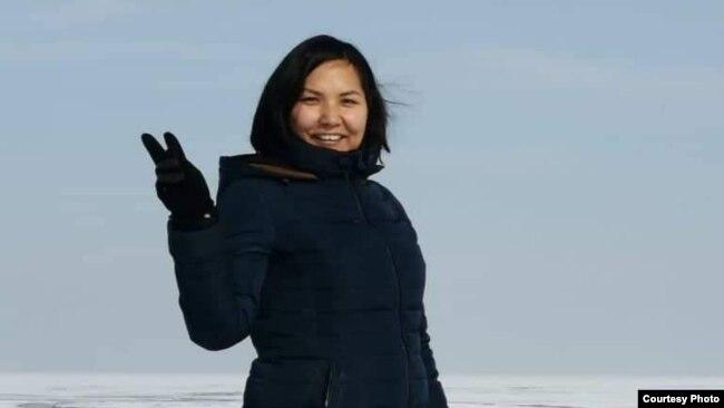 Жанна Байтелова, корреспондент международной прессозащитной организации «Репортеры без границ». Фото из личного архива.