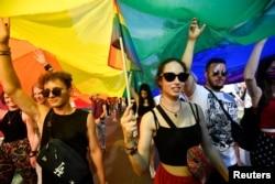 Budapest Pride 2021.