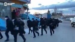 Как арестовывали лидера грузинской оппозиции: штурм 23 февраля
