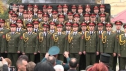 Belgrade Park Named For Russian Army Choir