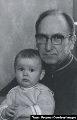 Михаил Игнатьевич и Павел Руднев, начало 80 х