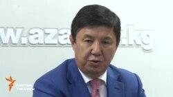 Сариев: Тазалыгымды далилдөөгө кудуретим жетет