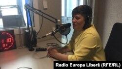 Jurnalista Europei Libere Liliana Barbăroșie