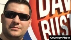 """Александр Виноградов. Фото с личной страницы во """"ВКонтакте"""""""