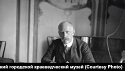 Фритьоф Нансен в Красноярске