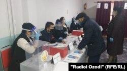В Таджикистане проходят выборы президента. 11 октября 2020