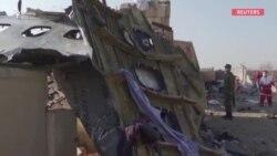 Ukrayna təyyarəsi Tehranda 2 raketlə vurulub